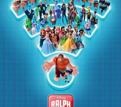 """""""Ralph rupe netu'"""", o animație despre provocarea unei mari lumi noi și puterea prieteniei"""