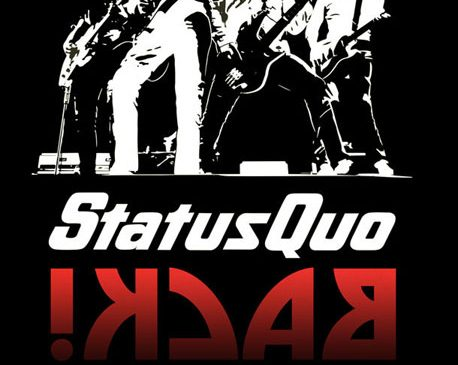 Status Quo la Bucuresti pe 26 august – In The Army Now!