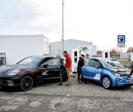 """Proiectul de cercetare """"FastCharge"""": tehnologia de încărcare ultrarapidă cu o putere de până la 450 kW este gata pentru automobilele electrice ale viitorului"""