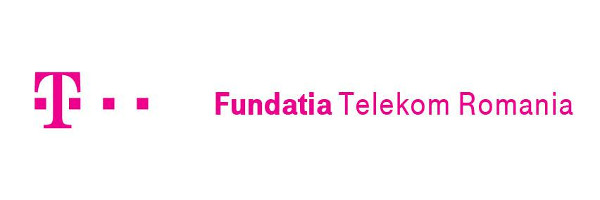 Fundatia Telekom Romania logo