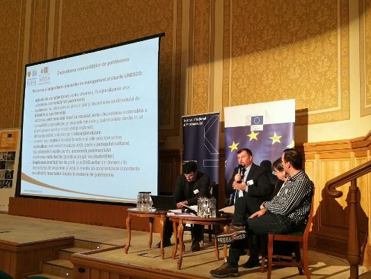 Forumul Anului European al Patrimoniului Cultural în România
