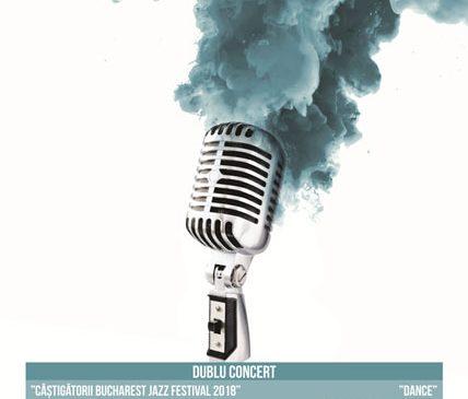 Câștigătorii Bucharest Jazz Festival 2018 și duoul George Dumitriu & Sanem Kalfa, într-un dublu concert fascinant, la ARCUB