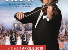 """""""Regele valsului"""", André Rieu susține patru concerte pe scena BT Arena din Cluj-Napoca"""