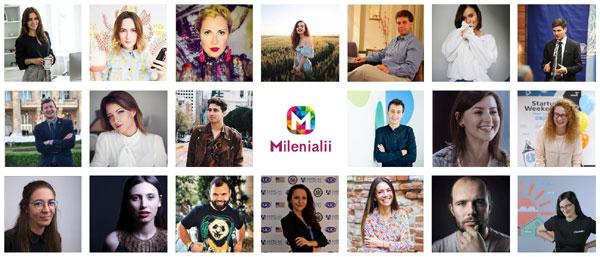Milenialii – o iniţiativă dedicată unei generaţii întregi