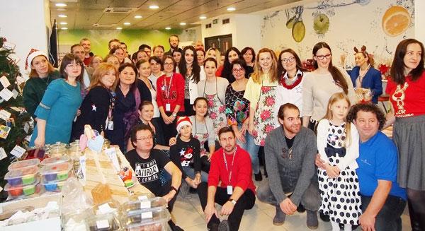 voluntari First Bank Romania