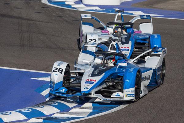 FIA Formula E, cursa a doua – BMW în lupta pentru podium, primele puncte pentru Alexander Sims