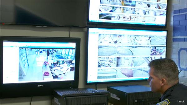 Reducerea consumului de energie prin utilizarea camerelor de supraveghere