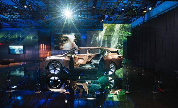 BMW Group la ediţia 2019 a Consumer Electronics Show (CES) de la Las Vegas