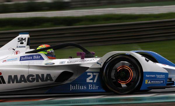 Înainte de a doua cursă a Sezonului 5 Formula E – dezvoltările BMW pentru monopostul BMW iFE.18