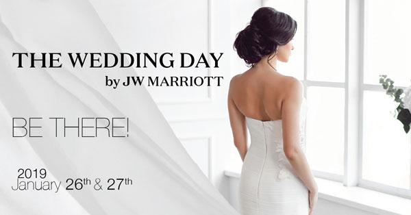 Be There, Targ de nunti la JW Marriott