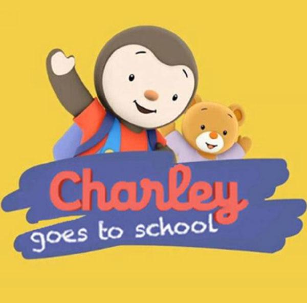 Charlie merge la scoala