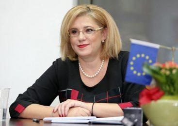 Comisarul european Corina Crețu dezbate viitorul politicii de coeziune la reuniunea COSAC