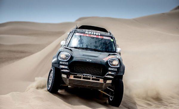 Raliul Dakar 2019 – Etapa 2, Pisco – San Juan de Marcona