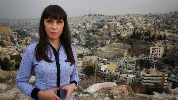 Dana Gont, Amman