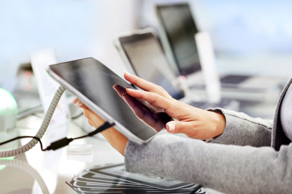 Digitalised Retail experience - Consumer Goods