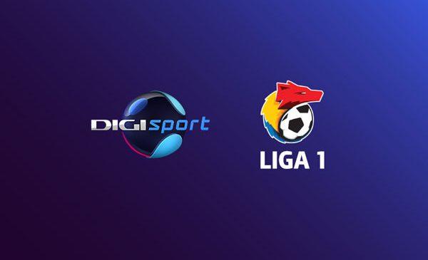 Liga 1 revine în acest weekend la Digi Sport 1