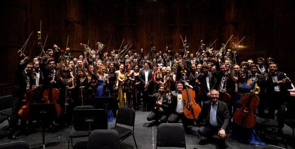 Orchestra Nationala Simfonica a Romaniei, New Jersey