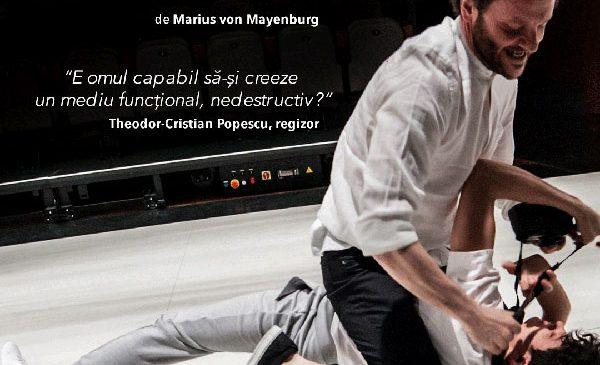 """Spectacolul de teatru """"Plastic"""" de Marius von Mayenburg deschide stagiunea de teatru 2019 cu o nouă reprezentație pe scena de la ARCUB"""