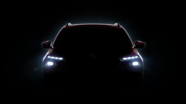 Premiera mondială a noului model crossover: ŠKODA îşi măreşte familia de SUV-uri
