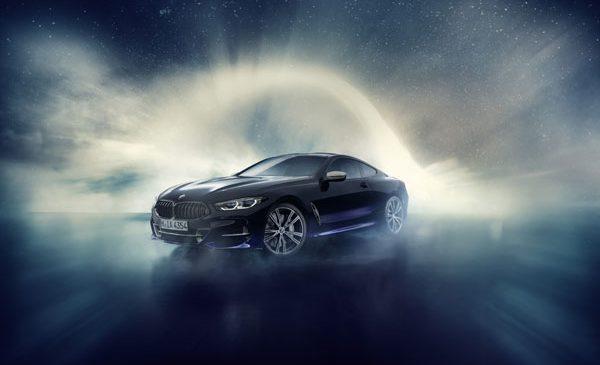 Inspirat dintr-o ploaie de meteori: BMW Individual M850i xDrive Coupé Night Sky