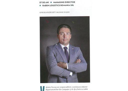 Raben Group și-a dublat cifra de afaceri și numărul de clienți în România, în 2018