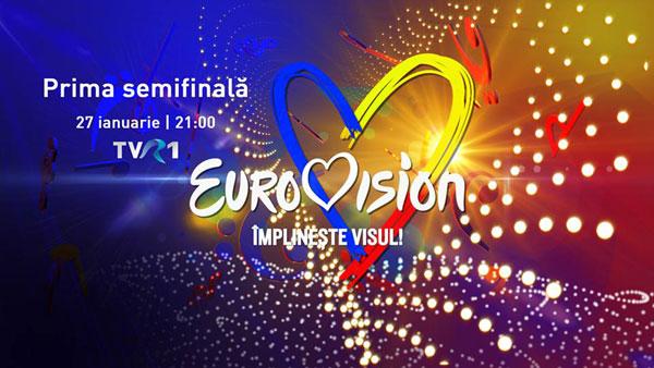 Cinci vedete din România jurizează semifinalele Selecției Naționale