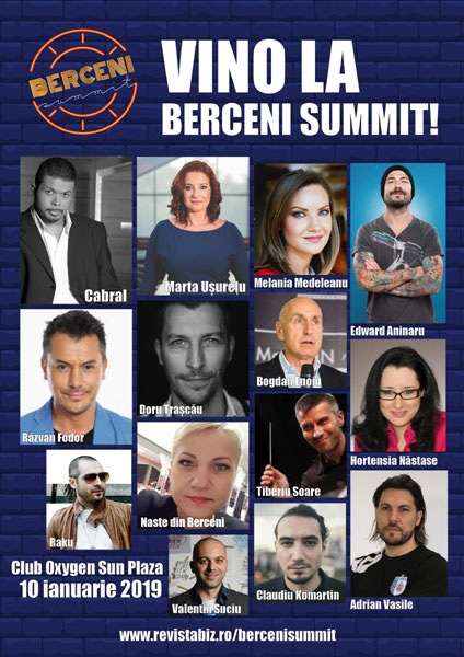 afis Berceni Summit