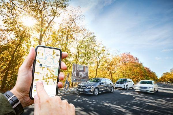 BMW Group Daimler AG colaborare mobilitate