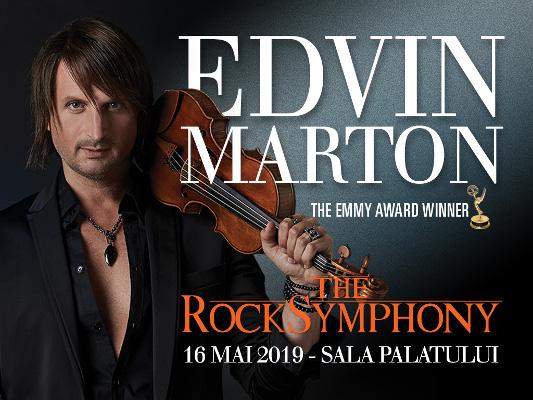 Edvin Marton The RockSymphony