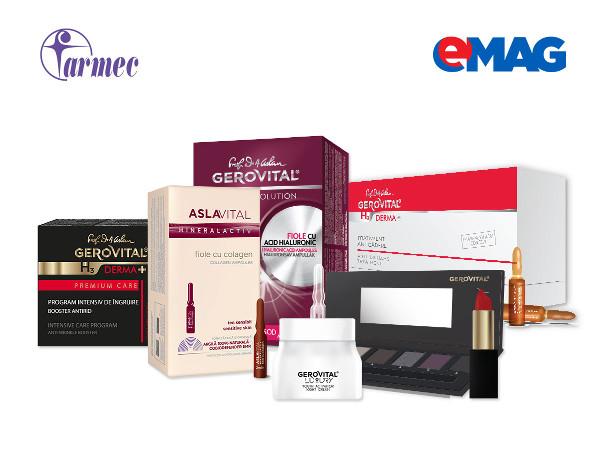 Farmec parteneriat eMAG