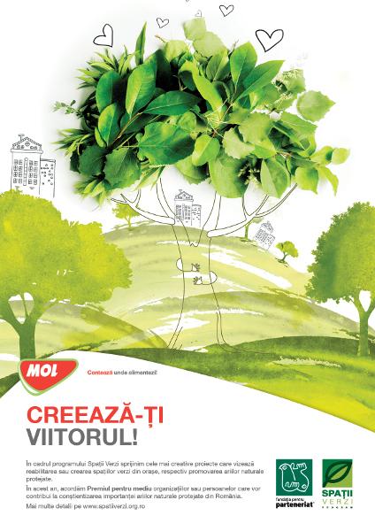 MOL România Spații Verzi 2019