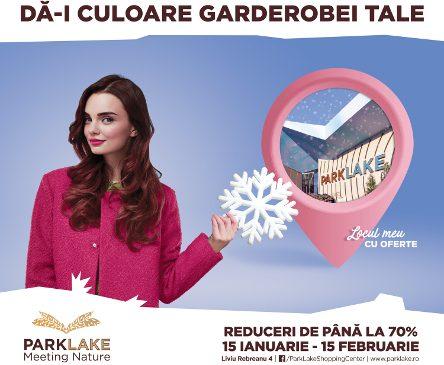 La ParkLake Shopping Center, anul începe cu reduceri surprinzătoare și spectacole educative