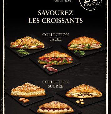 Savourez les croissants, noua surpriză din meniul Brutăriilor PAUL