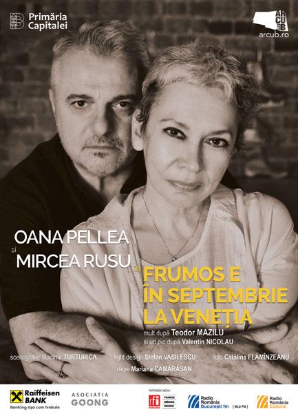 poster Frumos e in septembrie la Venetia