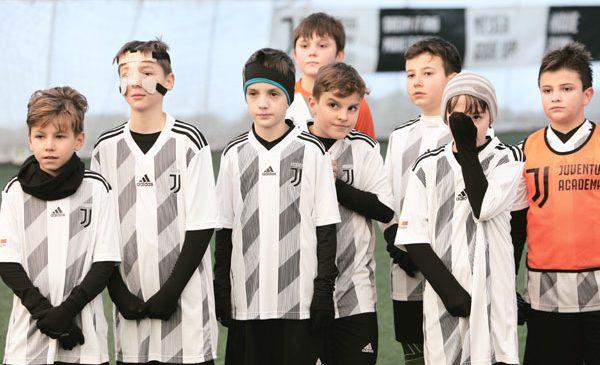 Copiii din România, pentru prima oară la Campionatul Mondial de fotbal al Academiilor Juventus