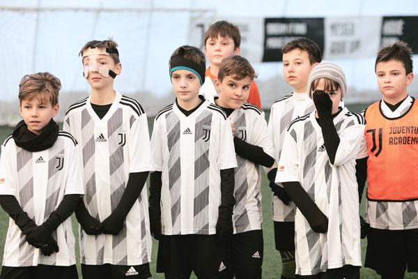 reprezentanti la Juventus Academy World Cup 5377