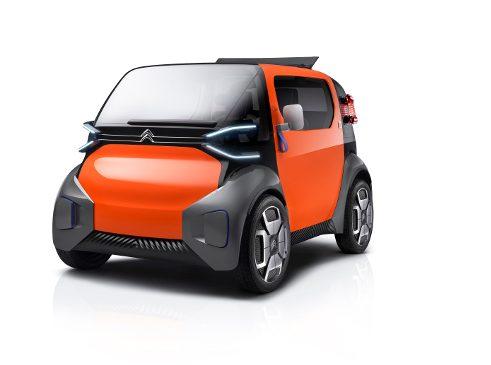 Conceptul Citroën Ami One