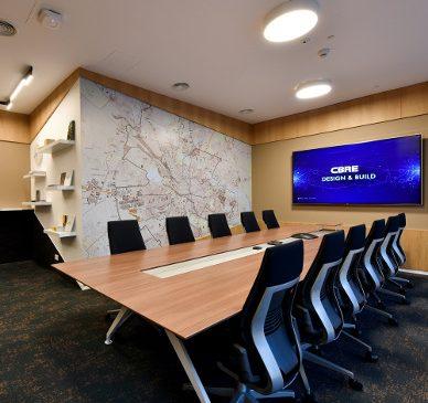 CBRE este prima companie de consultanță imobiliară din România care a implementat un serviciu de Design & Build