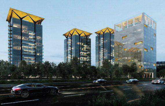 One Tower a obținut cea mai performantă pre-certificare LEED  pe piața românească