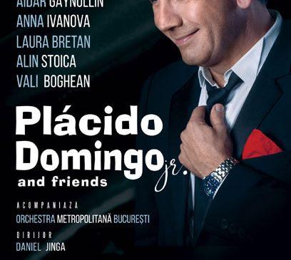 Fiul celebrului tenor Plácido Domingo, compozitorul unui musical despre Dracula