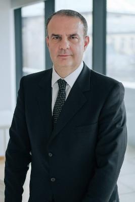 Vladimir Aninoiu, Director de Tehnologie în cadrul practicii de consultanță a Deloitte România.