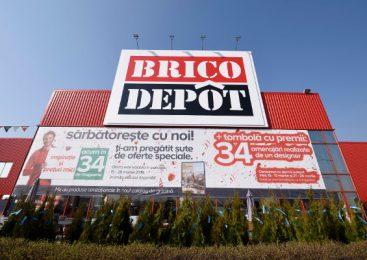 Brico Depôt vine mai aproape de clienți la nivel național, acum în 34 de magazine