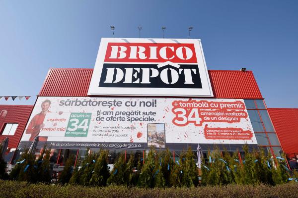 Brico Depôt 34 magazine