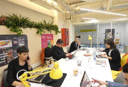 Ceetrus lansează Cartier Hub, primul hub comunitar din România într-un centru comercial