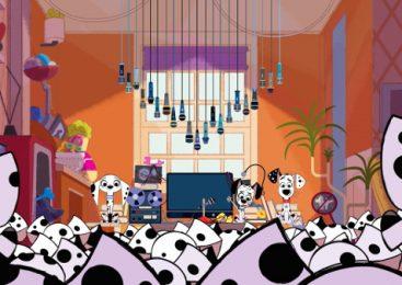 Îndrăgiții dalmațieni se întorc din 25 martie, de la ora 17.00, pe Disney Channel, într-un nou serial: Strada Dalmațieni 101