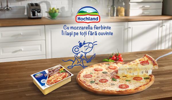 Hochland Mozzarella
