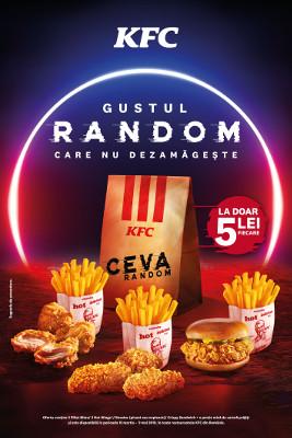 KFC CEVA RANDOM
