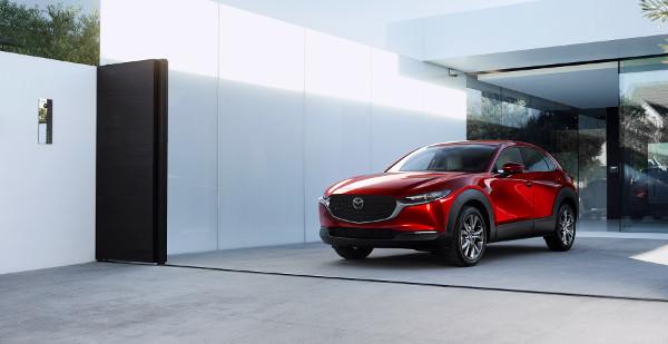 Mazda prezintă noul SUV compact crossover Mazda CX-30  la Salonul Auto de la Geneva