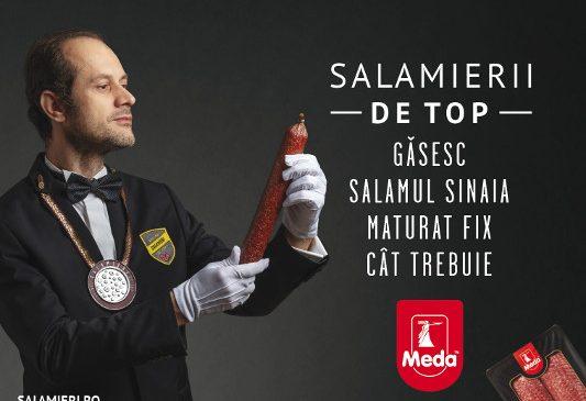 Propaganda, salamierii de top și MEDA