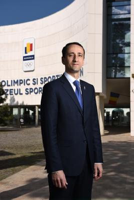 Mihai Covaliu, Președintele COSR